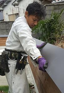 屋根 外壁修理 板金