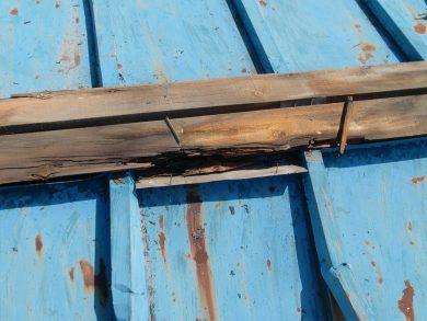 坂木板金工業 屋根修理